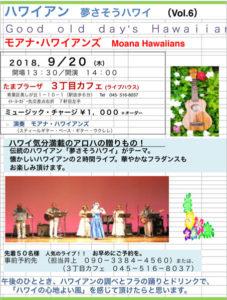 ハワイアン 夢さそうハワイ (Vol.6)