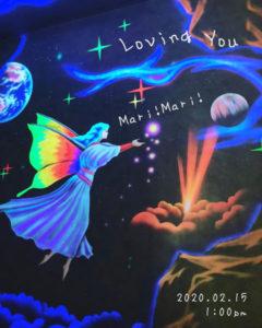 Mari!Mari! Live Loving You ♡ 2020