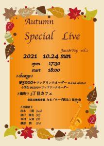 Autumn Special Live